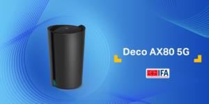 TP-Link Deco X80-5G sistem mesh 5G Wi-Fi 6