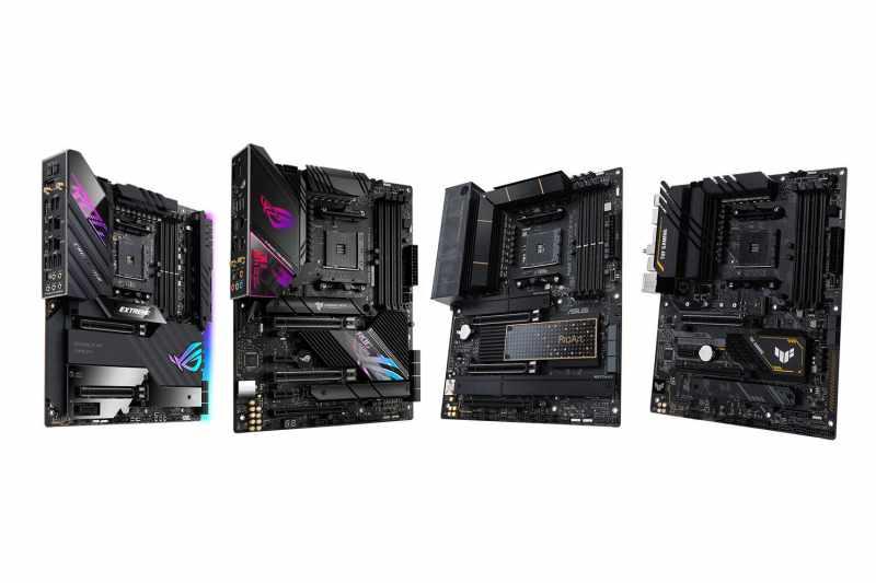Plăci de bază Asus cu chipset X570