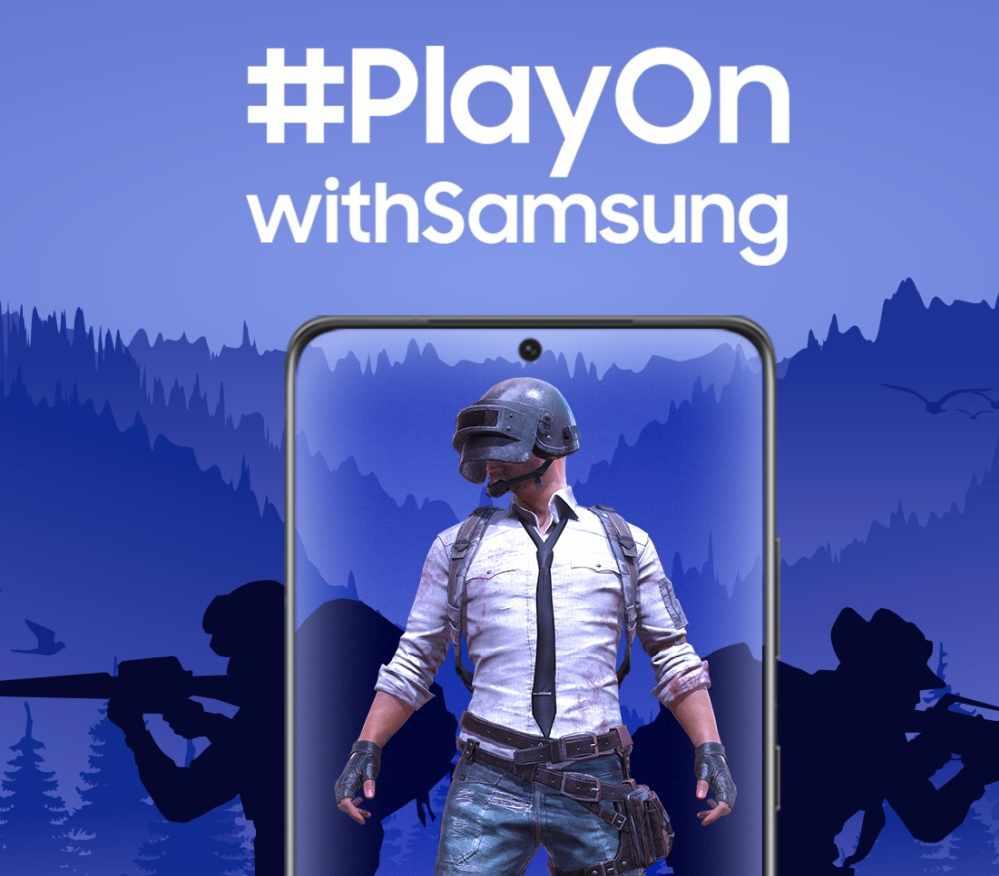 Samsung a lansat prima sa competiție de PUBG mobile